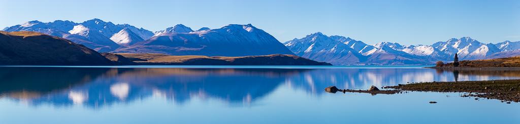 RINA-3  Lake Tekapo