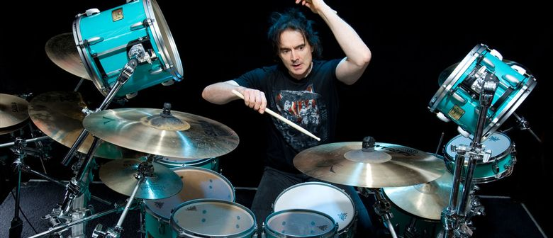 The King - Virgil Donati - no one has taken drumming further in my opinion!