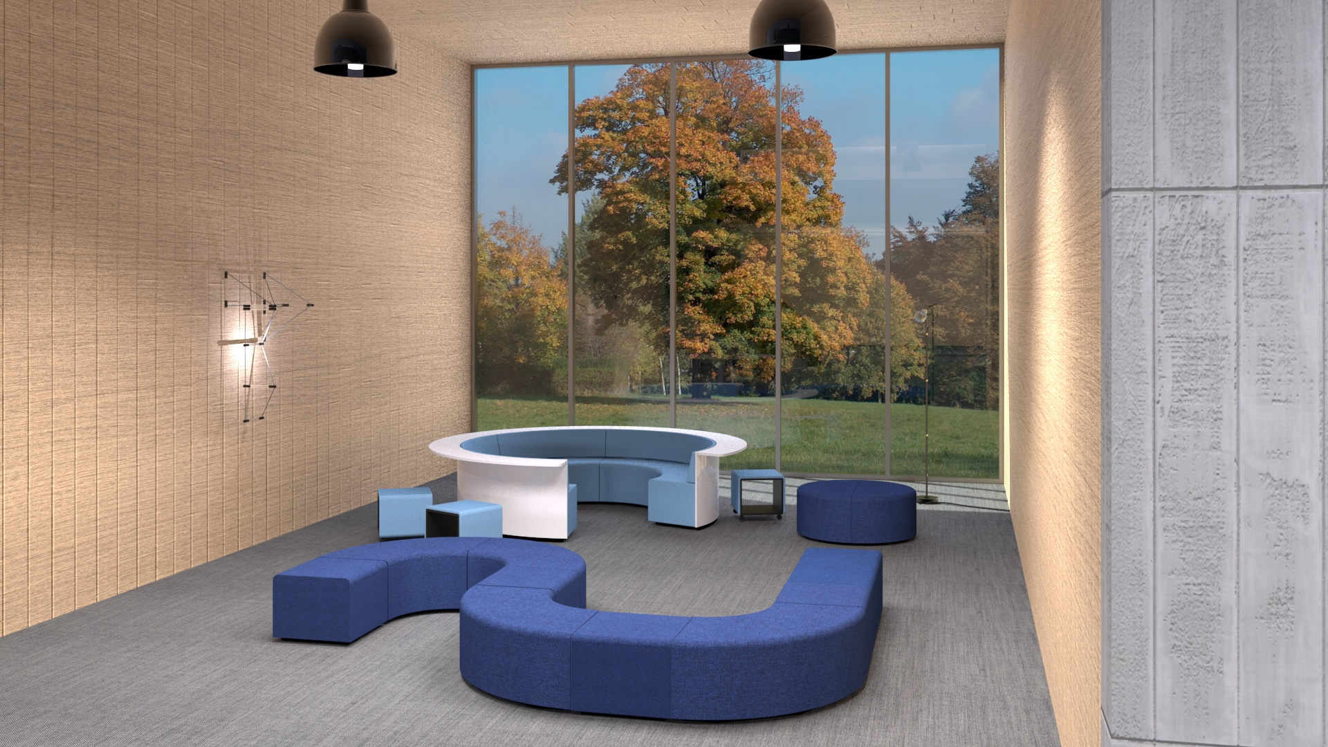 Lounge & Lobby