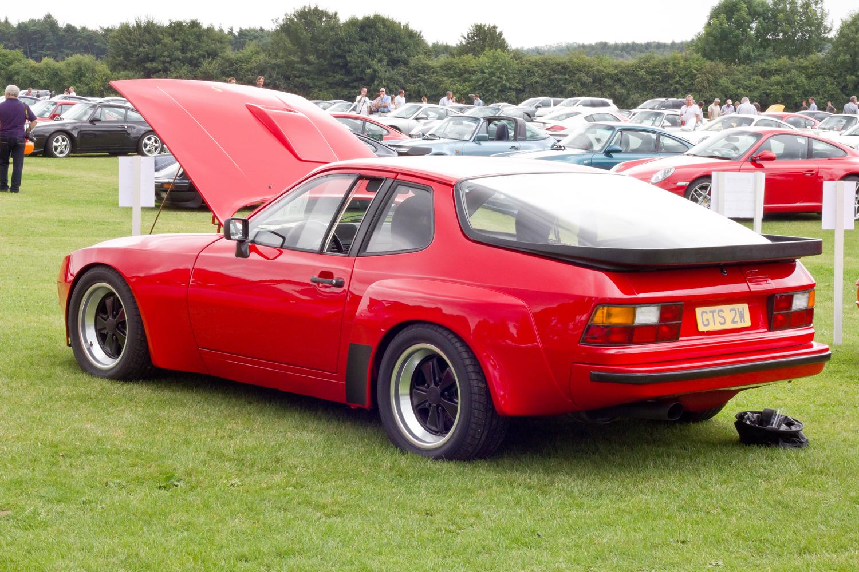 Perfect Car Care Porsche 944 GTS