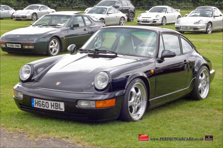 Perfect Car Care Porsche 964
