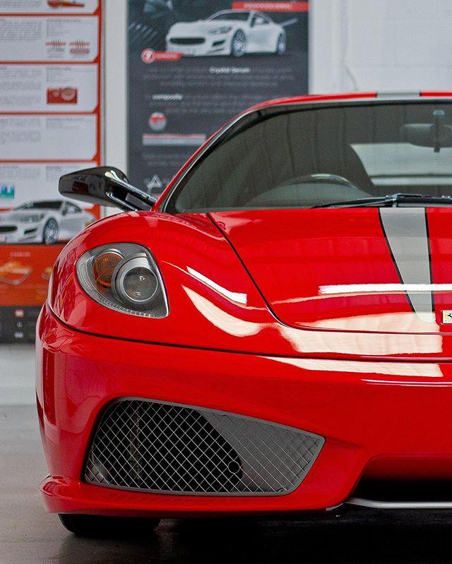 ..Ferrari Perfection.. #ferrari #f430scuderia #ferrarif430scuderia #scuderiaferrari #ferrariworld #ferrariclub #ppf #paintprotectionfilm #gtechniqaccredited #gtechniq #perfectcarcare #detailing #derbyshire