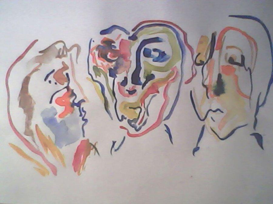 Image:  melanmagrippan  3 People Talking