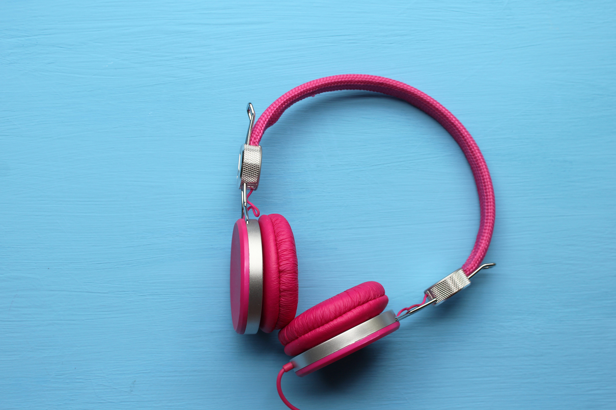 PODCASTS AND AUDIO -