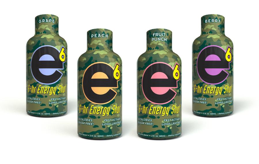 21st Century Brands : e6 Camo