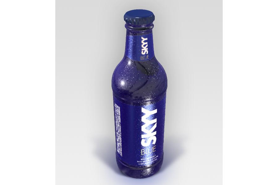 RealBranding : Sky Vodka