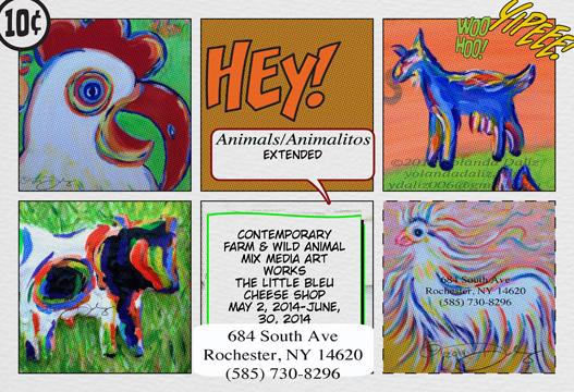 Animal/Animalitos show