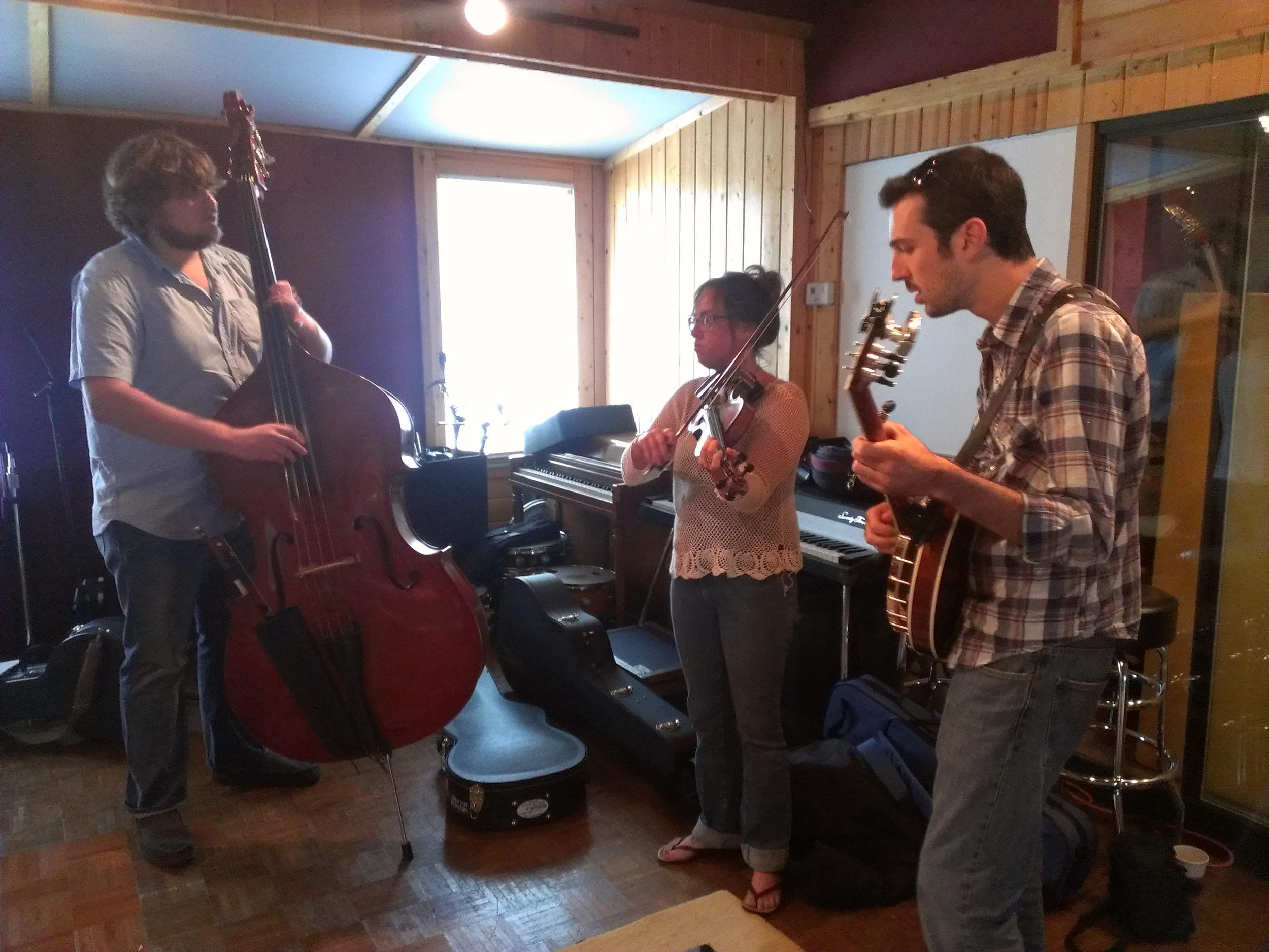 Adam, Lyndsay, & Kyle.