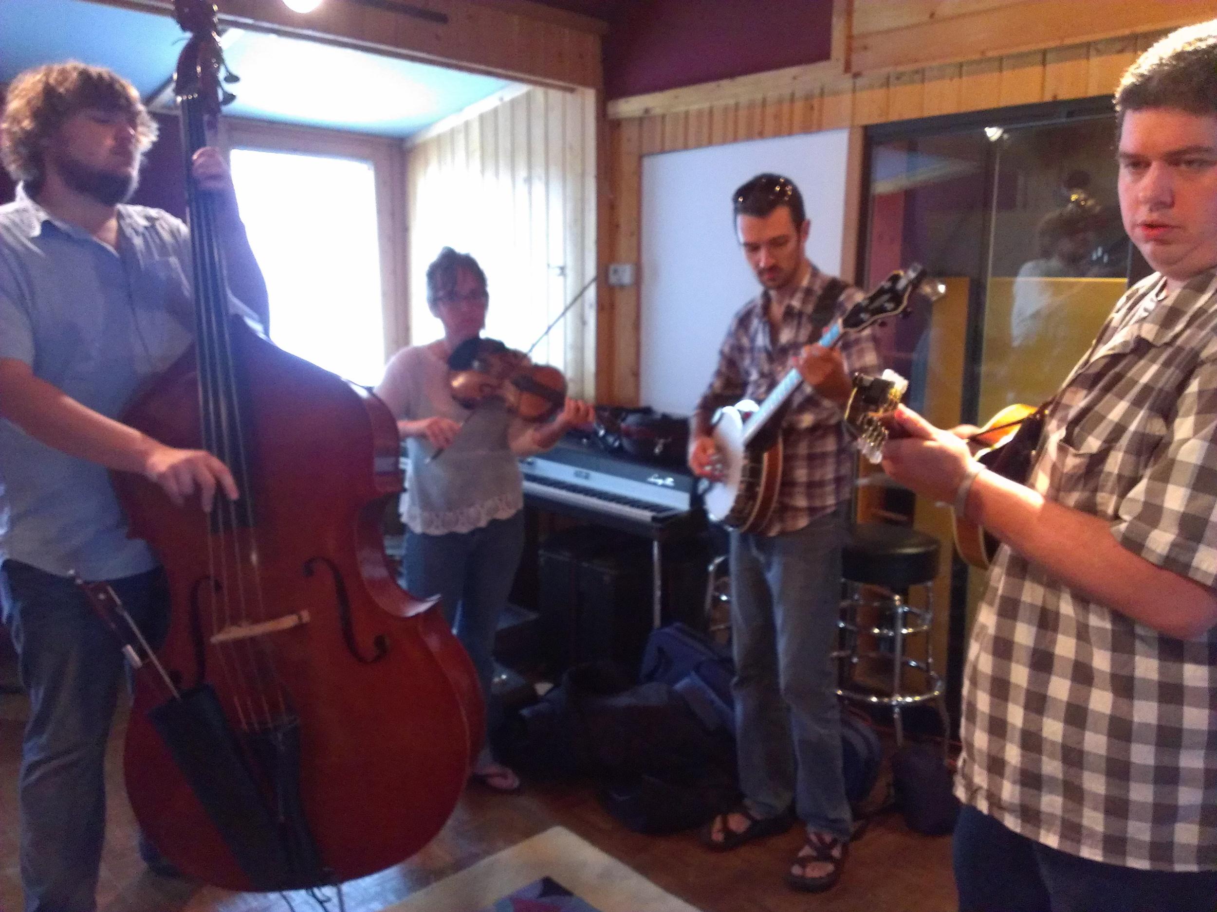 Adam, Lyndsay, Kyle, & John.