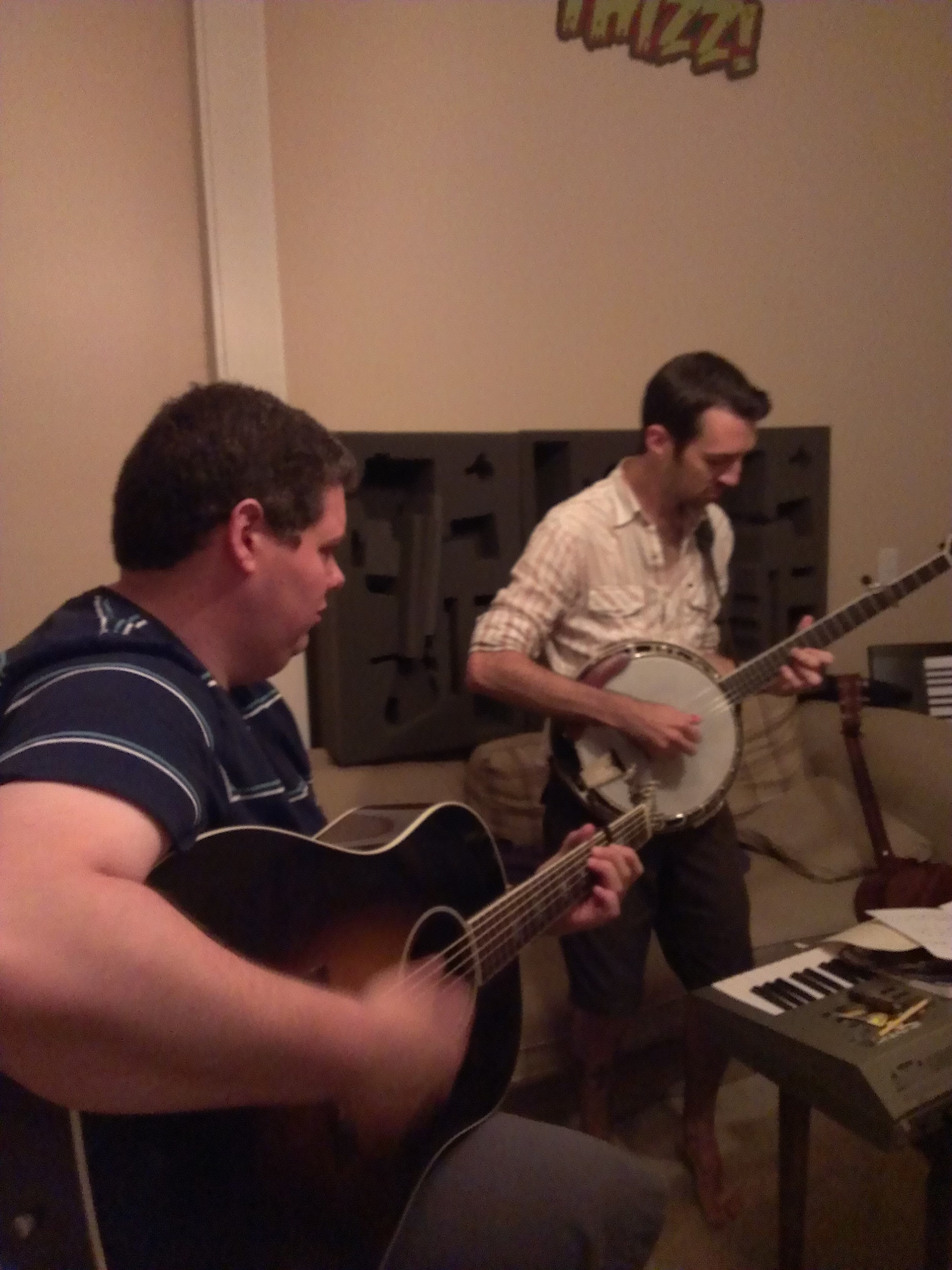 More practice: John & Kyle.