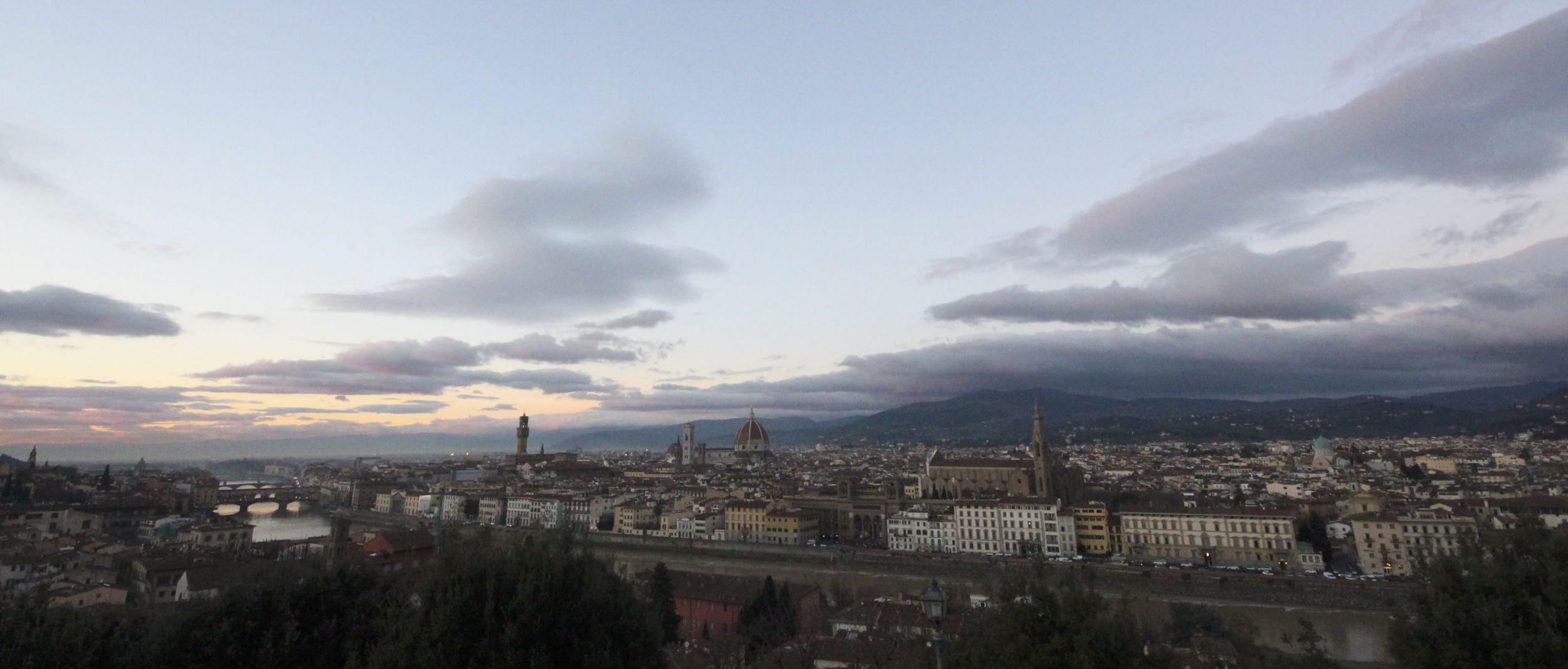 Panorama of Firenze