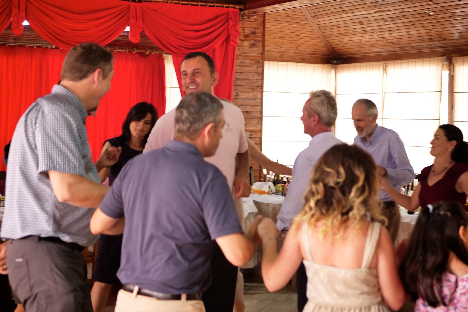 Engagement Party in Elbasan, Albania