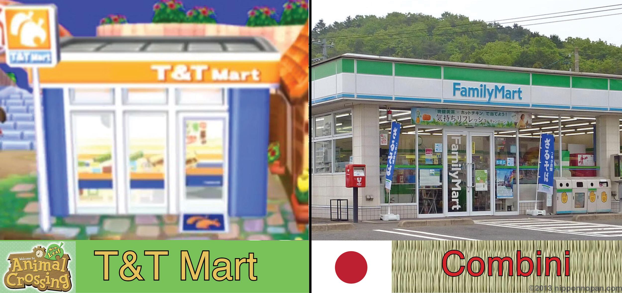 T & T mart credit AC Wikia
