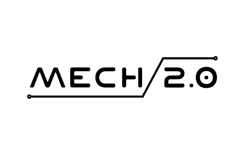 """Mech 2.0 is a series of t-shirt designs that showcase """"old school"""" icons and images with a new and modern approach."""