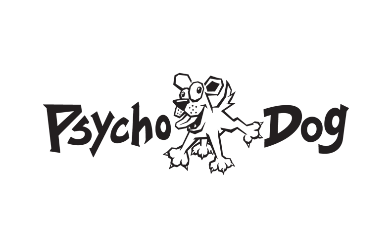 Psycho Dog was a web store that specialized in products that were a little off-center.