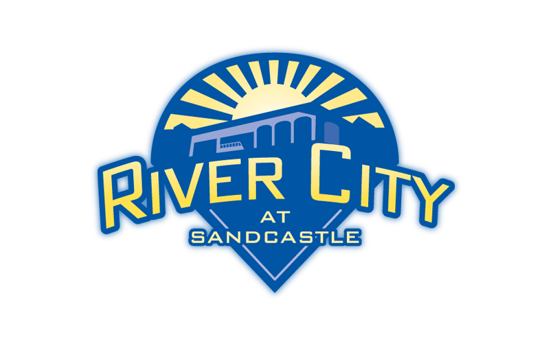 River City is an expansive event venue associated with the Sandcastle Waterpark.