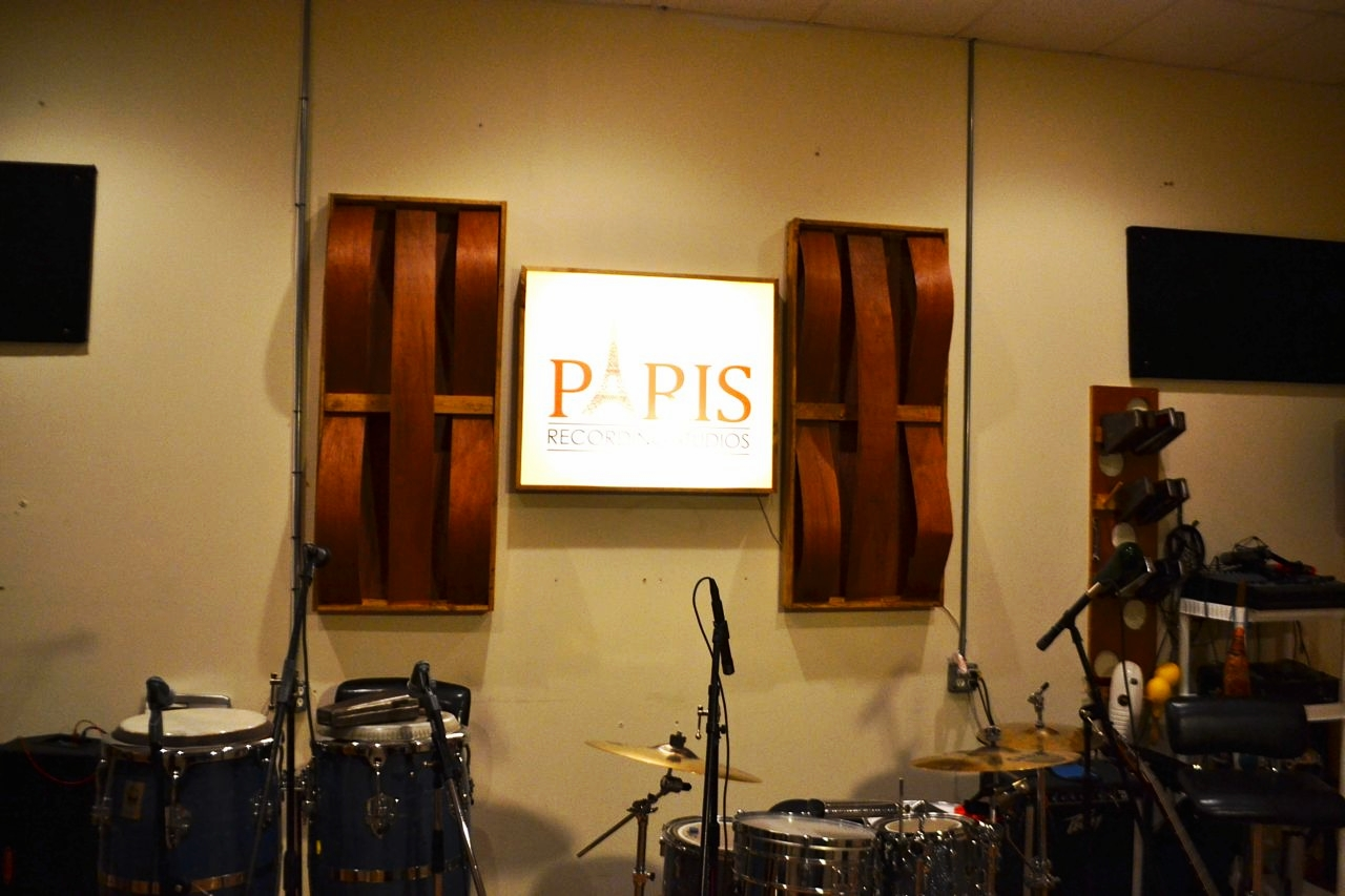 Paris Recording Studios