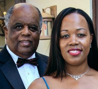 Dr. Randall Morgan and Dana Merriwether
