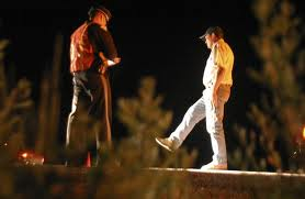 Field sobriety tests are requested to gather evidence that you are impaired. You don't have to consent to the field tests.