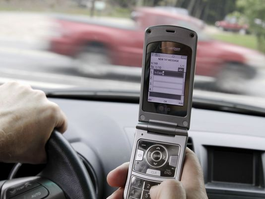 Texting while driving is not safe, but it is also nearly impossible prove.