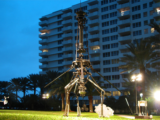 Seed Spreader-Miami