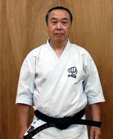 Grand Master Kazunobu Tsubamoto (10th Dan)
