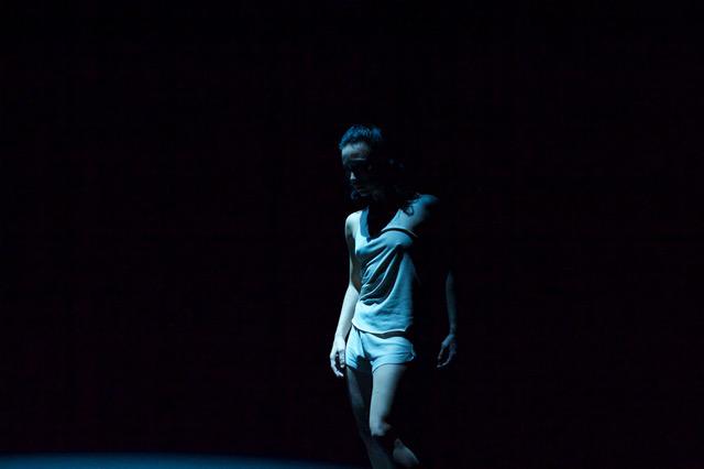 A Faint Existence, Liveworks Festival, Performance Space.  Photo:Ashley de Prazer