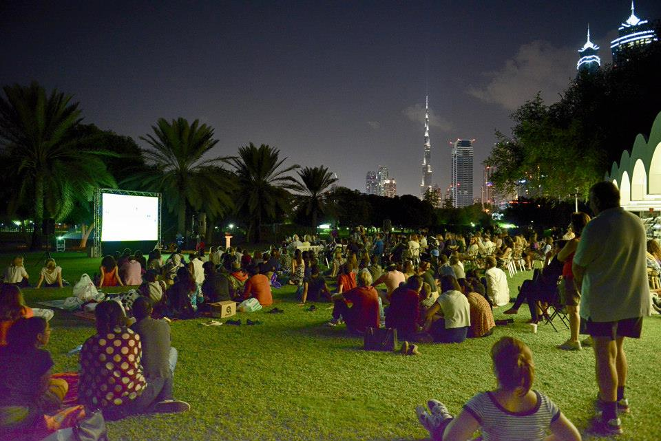 Pecha Kucha at The Archive | The sharing of ideas under the tallest building the world.