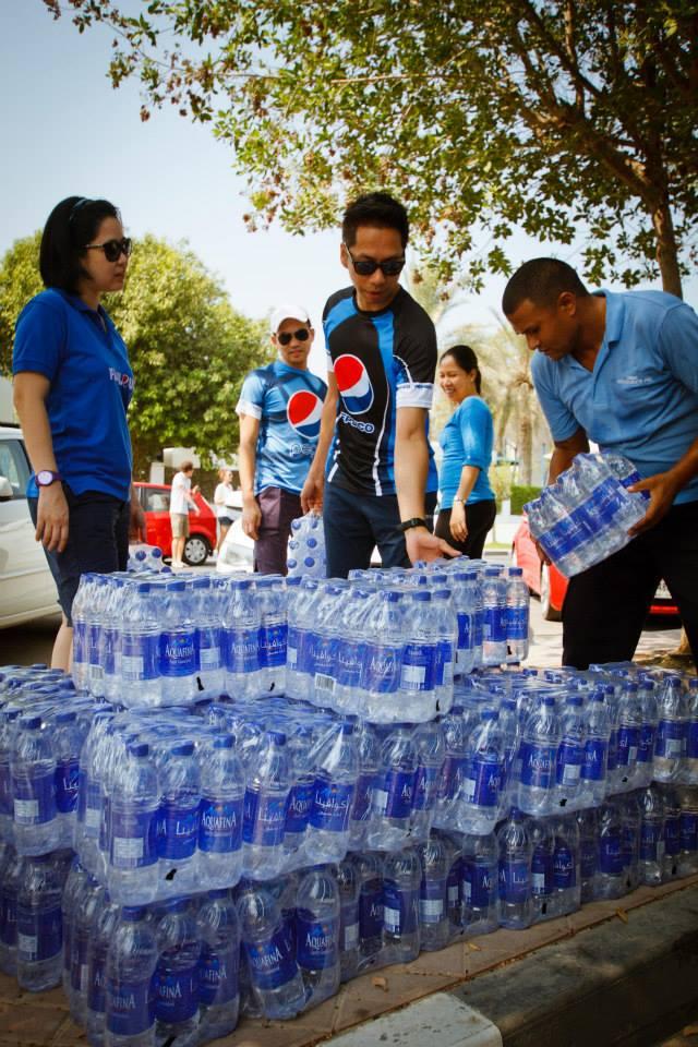 PepsiCO Team Assemble!
