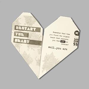 Free Origami Heart!