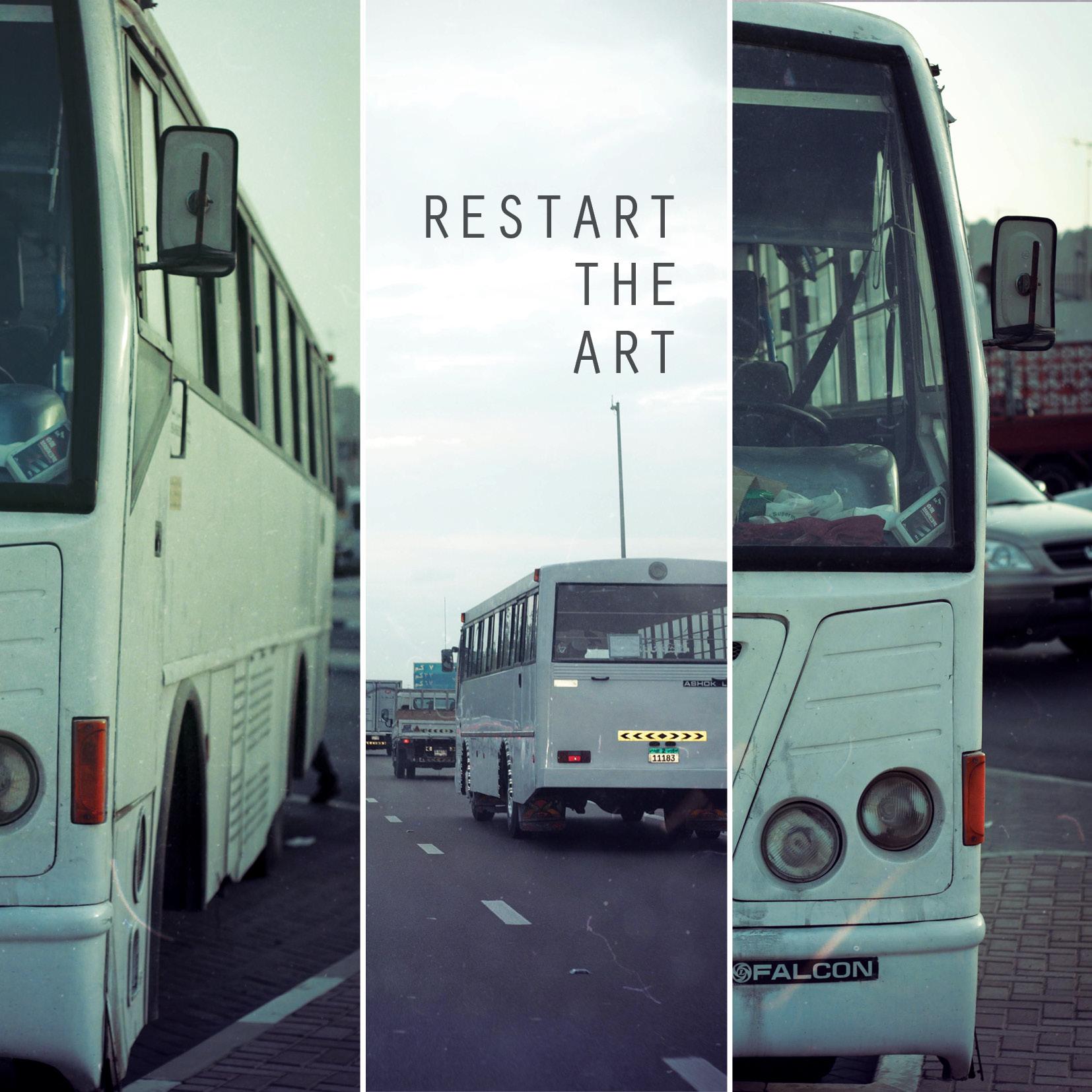 Restart the Art buses