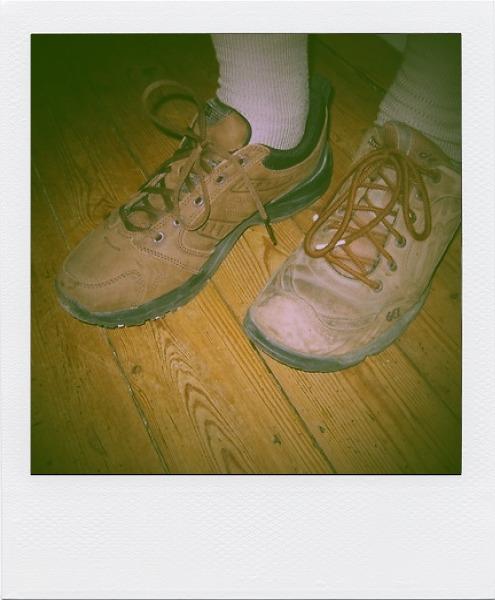 Mal's soles