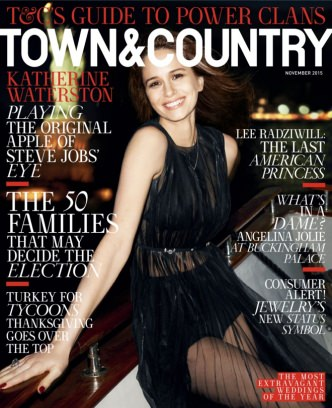 Katherine Waterston, Town & Country, November 2015.jpg