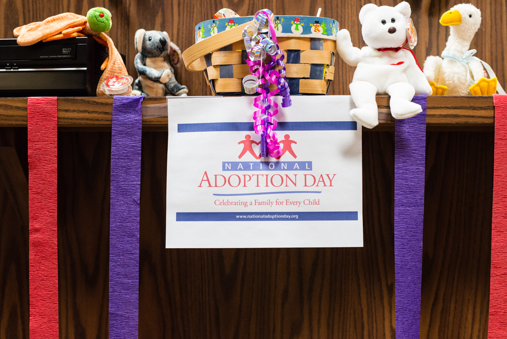 national adoption day
