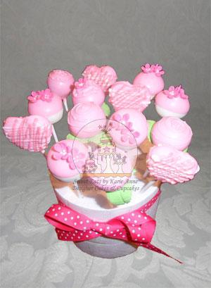 Cake Pop Bouquet 2