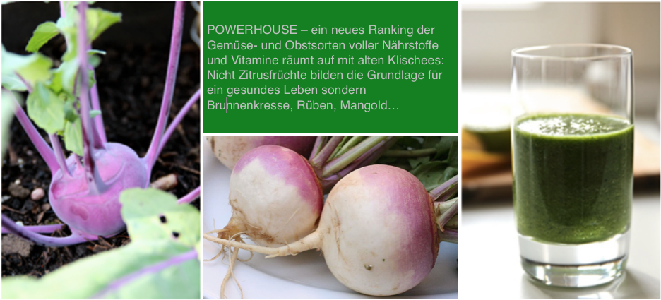 Powerhouse Vegetables and Fruits, copyright susies_local_food