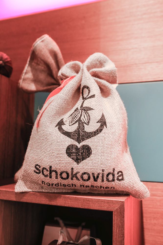 Schokovida, Schokoladenmanufaktur in Hamburg. ©Susanne Baade, www.susies-local-food.com