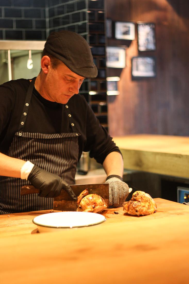 SoHo Chicken, Restaurant in Eppendorf. ©Anissa Brinkhoff, SUSIES LOCAL FOOD