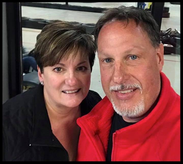 Daryl and his wife, Karen.