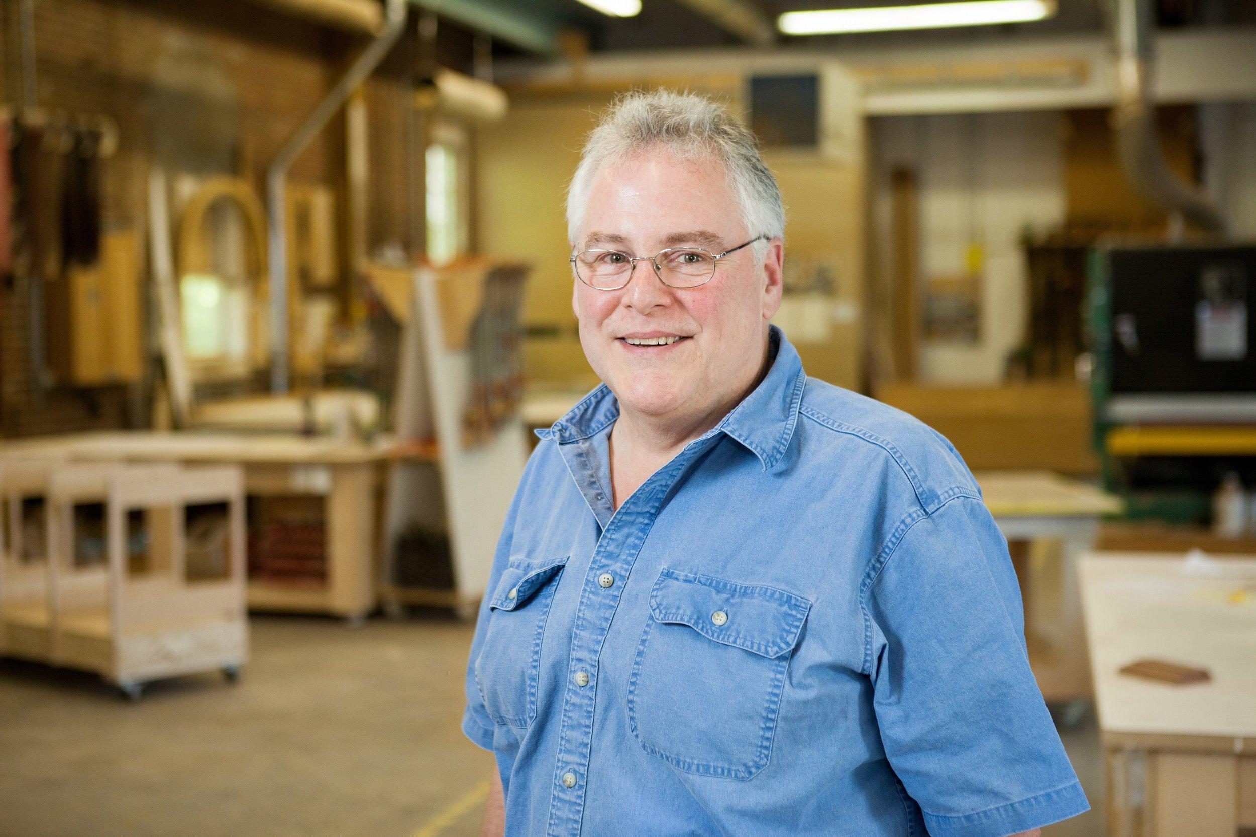 Steve Szabo - A Woodworking Prodigy