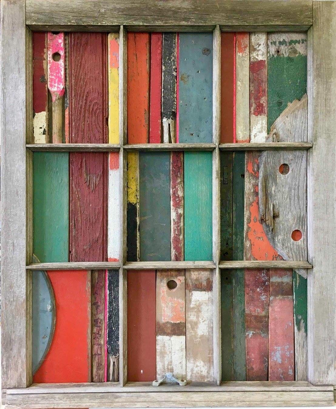 """Steve's """"Maine Coast Window"""" Art"""