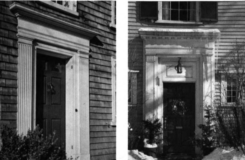 "Image Source: ""New England Doorways"" by Samuel Chamberlain."