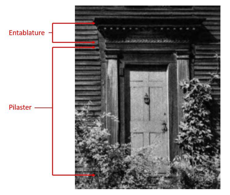 "Image Source: ""New England Doorways"" by Samuel Chamberlain"