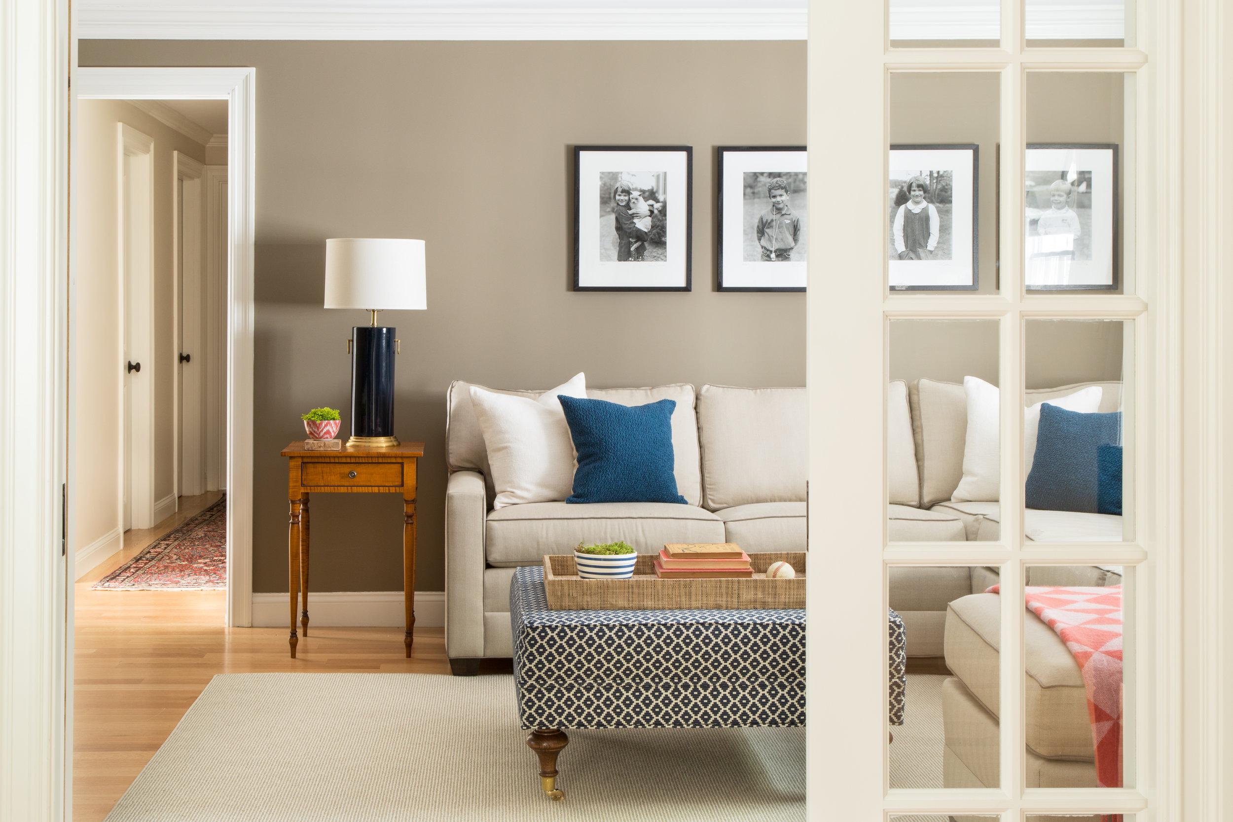 high end residential interior design WELLESLEY