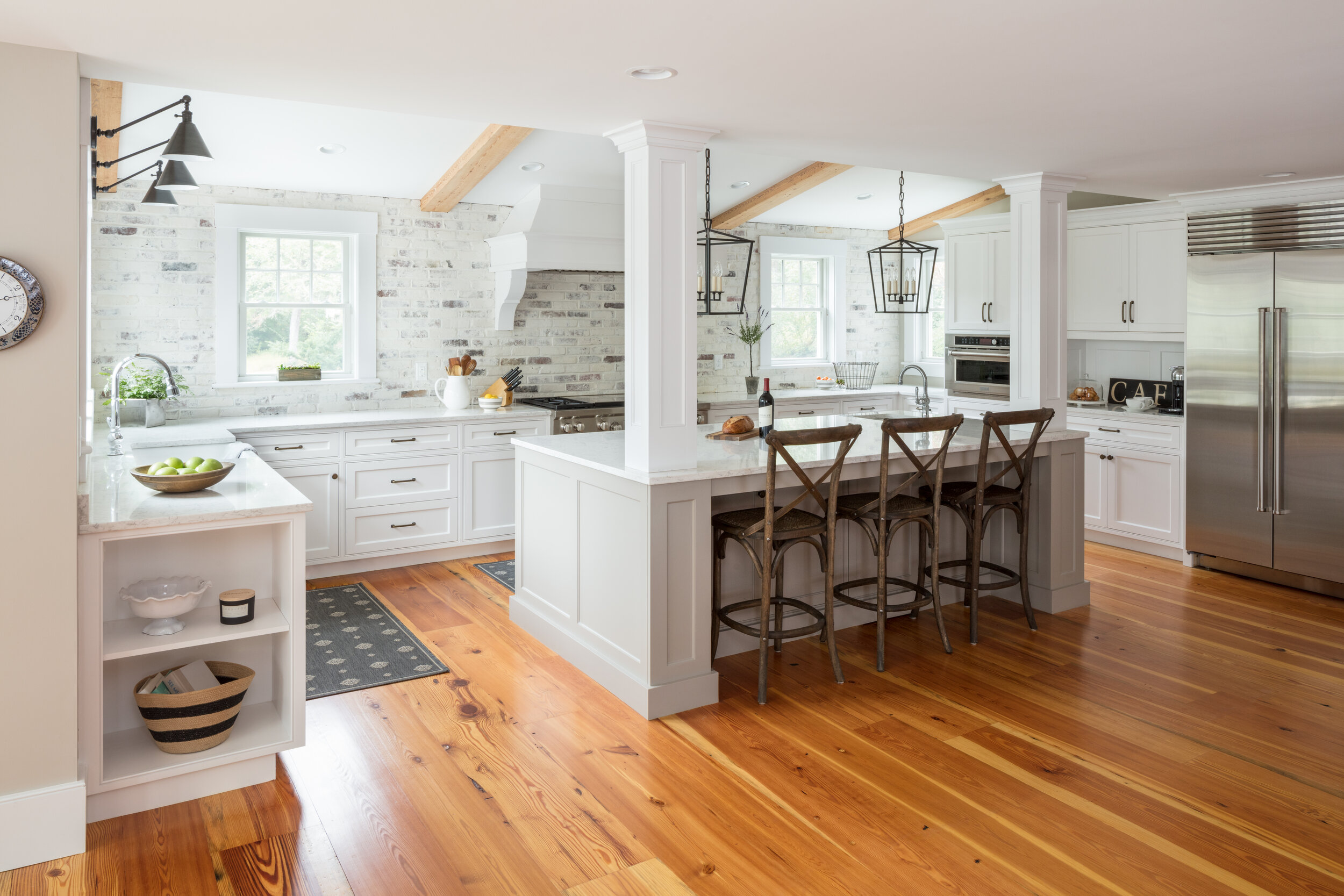 high end residential interior design boston