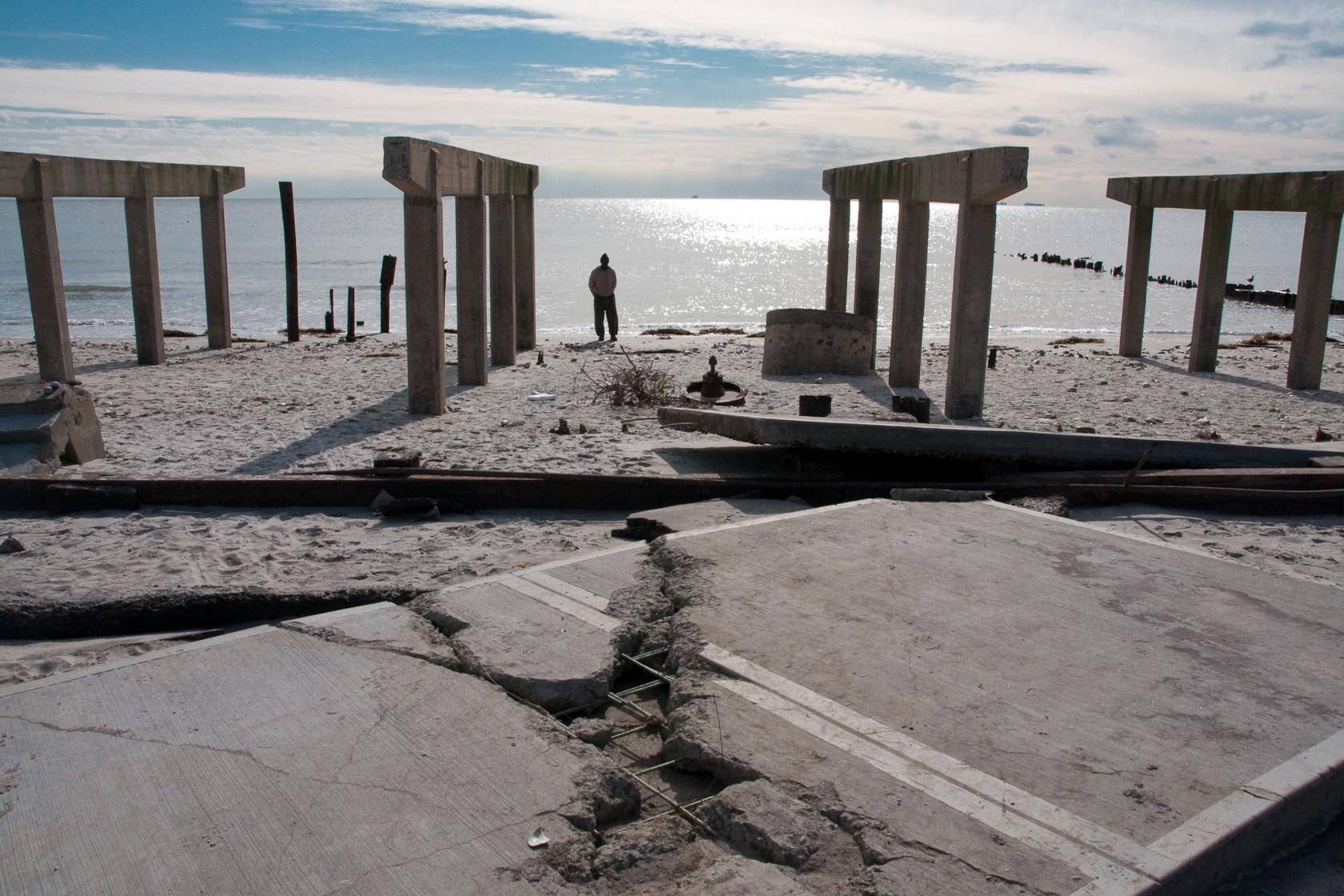 Hurricane Sandy, The Far Rockaways, NY 
