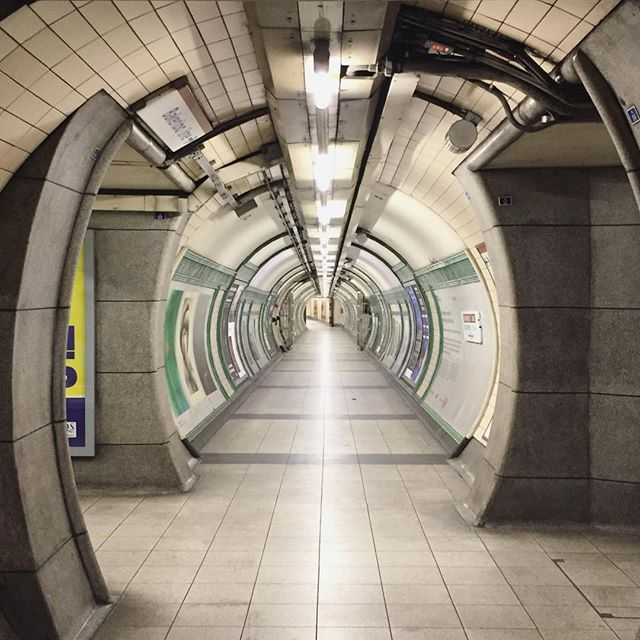 Let me guess, Instagram told you I just posted for the first time in a while... #london #throwback #backatit #underground #lights #lines #travel