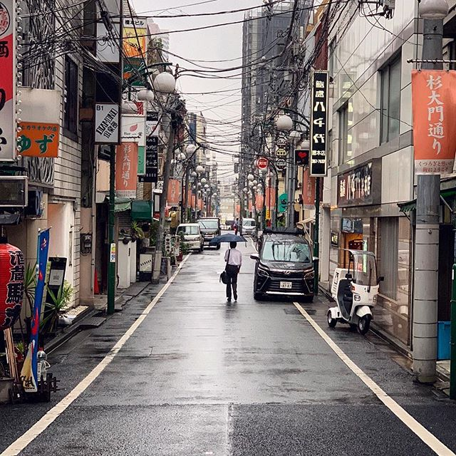 Commute.  #tokyo #japan #travel #centered