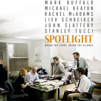An essay about Best Picture nominee,  Spotlight , the worst kind of tears, and never going home again   PYPO.com    February 2016