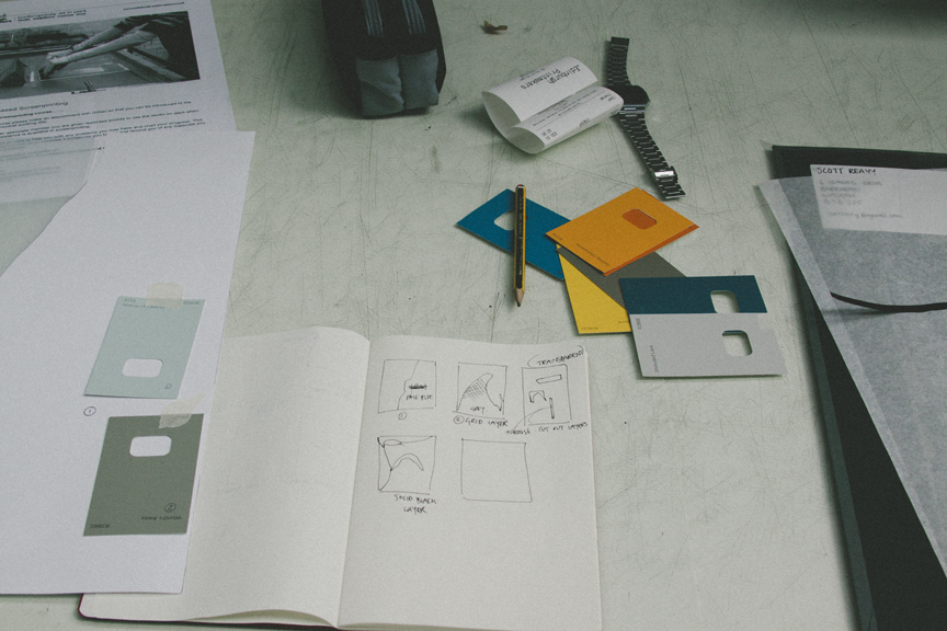 Print Club Ltd. visits Edinburgh Printmakers www.jointheprintclub.com